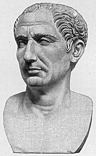 Julius Caesar, the Roman general and later dictator, who wrote the most important source for the Druids in Britain
