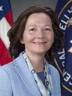 Gina Haspel, first female director of the CIA. (BA 1978)