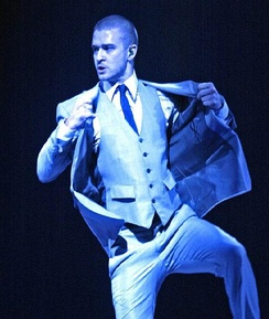 Jackson sought out Justin Timberlake to open for the tour during his early career.