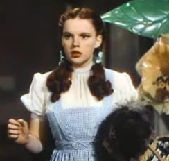 Despite not being the first film in color, The Wizard of Oz startled audiences when Judy Garland seamlessly transitioned from black-and-white to color.