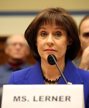 Lois Lerner testifies before the United States House Committee on Oversight and Government Reform in 2014.