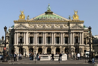 "The Paris Opera was the centrepiece of Napoleon III's new Paris. The architect, Charles Garnier, described the style simply as ""Napoleon the Third."""
