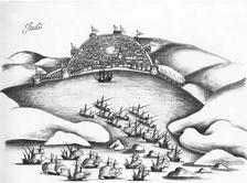 Обстрел Джидды португальцами, 1517