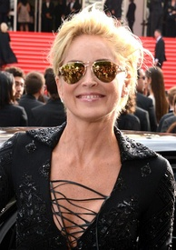 Stone at the 2014 Cannes Film Festival.