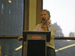Schama at New York City's Strand Bookstore in 2006.