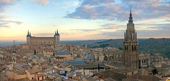 The city of Toledo was the imperial capital and main seat of Charles V, Holy Roman Emperor, and his court.[17][18]