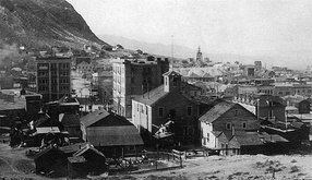 Tonopah in 1913
