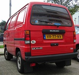 1992 Suzuki Super Carry Commercial TX van (SK410, Netherlands)