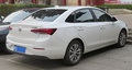 2018 Buick Excelle GT facelift rear.