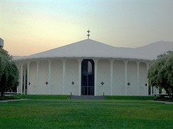 The Beckman Auditorium