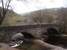 Buckden bridge. - geograph.org.uk - 1706493.jpg