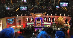 Celebrity Juice is filmed at Elstree Studios