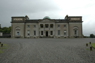 Emo Court, the former seat of the Earls of Portarlington.