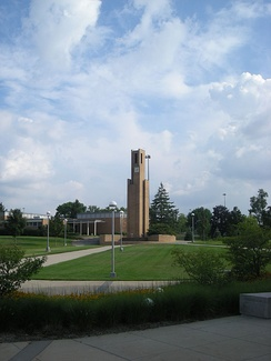 Carillon Tower and Music Center