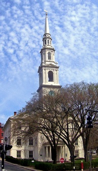 The First Baptist Church in America in Providence, Rhode Island (American Baptist Churches USA)