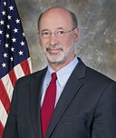 Tom Wolf (D) 47th GovernorSince January 20, 2015