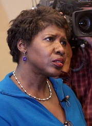 Gwen Ifill served as moderator of the debate.