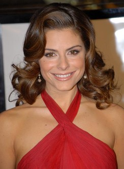 Maria Menounos, correspondent for Today (NBC program) and Access Hollywood