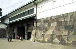 Otemon, the Great Gate of Edo Castle