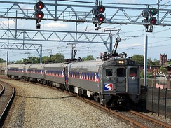 SEPTA Regional Railroad Train