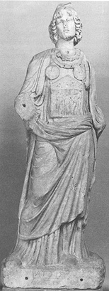Statue of a Gallus priest, 2nd century, Musei Capitolini