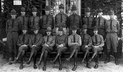 ROTC at the University of Florida during the 1920s