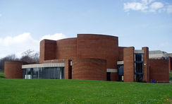 Attenborough Centre for the Creative Arts, part of the University of Sussex