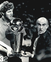 In his first season as the Trail Blazers head coach, Jack Ramsay led the team to their first playoff berth and eventually the championship. Bill Walton was the NBA Finals MVP.