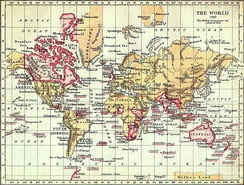 The World in 1897 Cambridge University Library