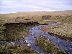 River Roeburn near Salter