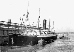 April 18: The Carpathia arrives in New York City with the RMS Titanic survivors.