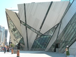 Royal Ontario Museum is one of Canada's leading museums[115]