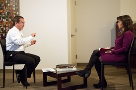 Foreign Minister of Ecuador, Ricardo Patiño, interviewed by Eva Golinger.