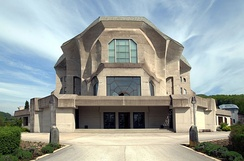 Second Goetheanum, seat of the Anthroposophical Society