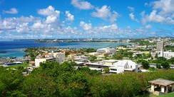 Hagåtña (Agaña) is the capital of the United States territory of Guam, ancient city of the Spanish possessions in Oceania and Asia