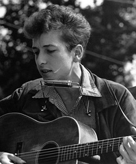 Bob Dylan was the most influential of all the urban folk-protest songwriters.