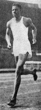Alumnus John Woodruff was a gold medalist in the 800 meters at the 1936 Berlin Olympics.