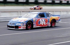 The 44 car in 1997