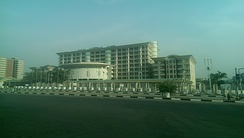 The Ministry of Foreign Affairs, Abuja