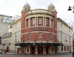 The New Theatre, WNO's Cardiff venue for 50 years from 1954