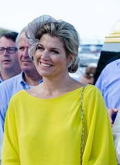 Queen Maxima was born and raised in Argentina of Spanish and Italian descent.