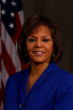 Kelly's first Congressional portrait (113th congress)