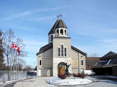 Saint Mary Armenian Church in Toronto, Canada.jpg