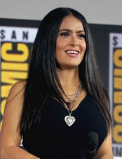 Salma Hayek Academy Award for Best Actress Nominee 2002