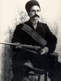 Sattar Khan (1868–1914) was a major revolutionary figure in the late Qajar period in Iran.