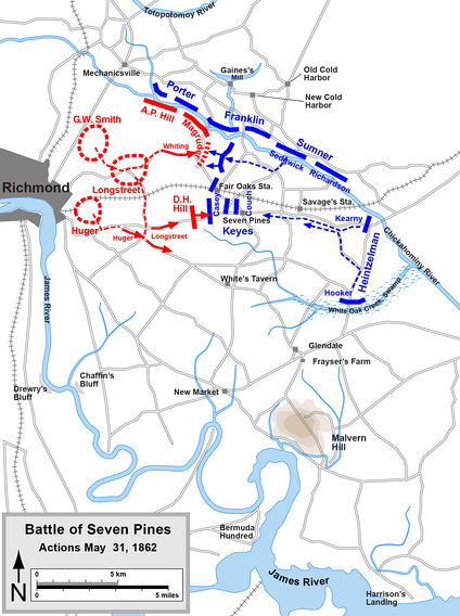 Battle of Seven Pines