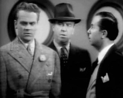 With James Cagney in Something to Sing About
