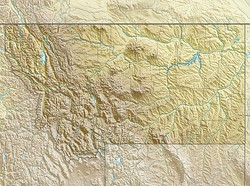 Billings is located in Montana