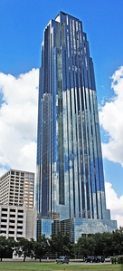 The Williams Tower in Houston, Texas (1983)