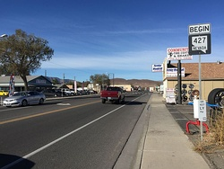 Main Street in Fernley